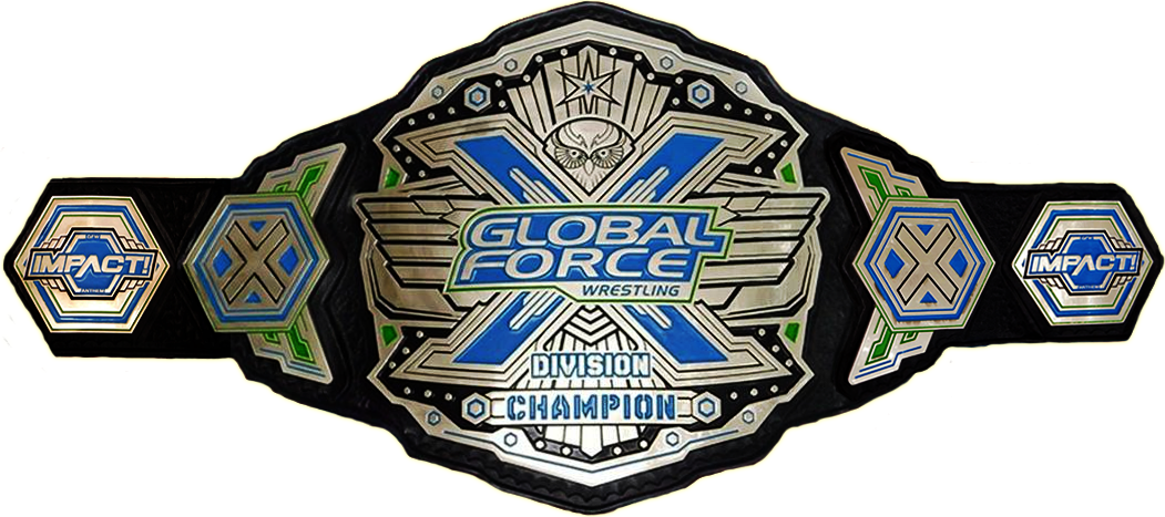 Charming GFW X Division Championship Belt.png