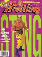 Inside Wrestling - June 1992