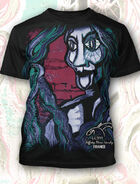 Jeff Hardy Framed T-Shirt