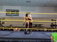 NXT House Show (Jan 14, 17' no.1) 5