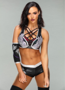 Peyton Royce black gear