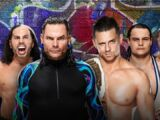 SummerSlam 2017 Six-Man Tag Team Match