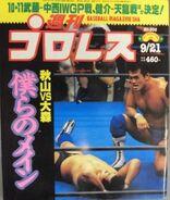 Weekly Pro Wrestling 936