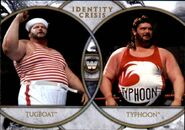 2018 Legends of WWE (Topps) Tugboat IC 19