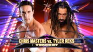 Chris Masters vs Tyler Reks