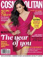 Cosmopolitan (South Africa) - January 2012