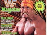WWF Magazine - March 1990