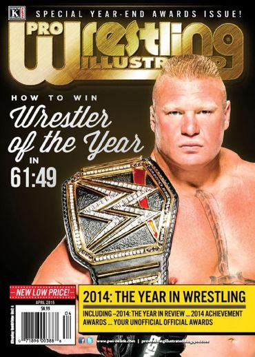 pro wrestling illustrated magazine  pdf