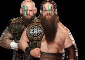 War Raiders NXT Tag Team Champions 1