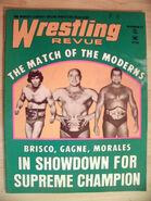 Wrestling Revue - November 1973
