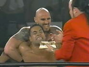 2002TNA Slash James Mitchell Sonny Siaki