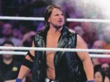 2016 WWE (Topps) Then, Now, Forever AJ Styles (No.102)