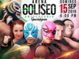 CMLL Guadalajara Domingos (September 15, 2019)