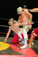 CMLL Martes Arena Mexico (December 11, 2018) 13