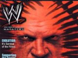 WWE Magazine - October 2003
