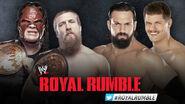 RR 2013 Tag Team match
