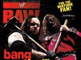 WWF Raw Magazine - December 1998