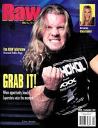 Raw Magazine September 2001