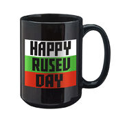 Rusev Happy Rusev Day 15 oz. Mug