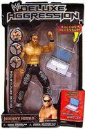 WWE Deluxe Aggression 8 Johnny Nitro