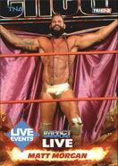 2013 TNA Impact Wrestling Live Trading Cards (Tristar) Matt Morgan 20