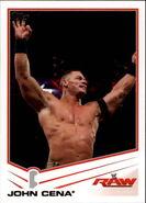 2013 WWE (Topps) John Cena 18