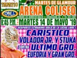 CMLL Guadalajara Martes (May 14, 2019)
