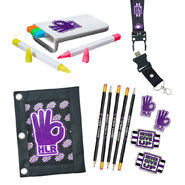 John Cena Cenation Respect Back To School Package (18 Piece Set)