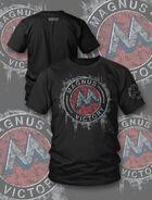 Magnus Victory Faded T-Shirt