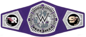 Rich Swann Cruiserweight Championship sideplates