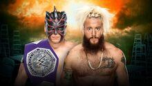 TLC 2017 Kalisto vs. Enzo Amore