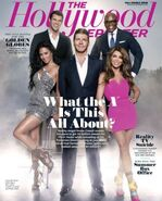 The Hollywood Reporter - August 26, 2011
