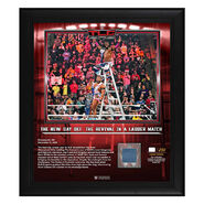 The New Day TLC 2019 15x17 Limited Edition Plaque