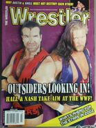 The Wrestler - March 2002