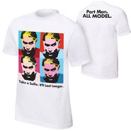 Tyler Breeze Take A Selfie T-Shirt