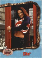 2002 WWE Absolute Divas (Fleer) Lita
