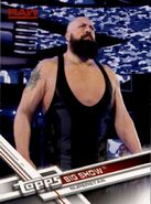 2017 WWE (Topps) Then, Now, Forever Big Show 109