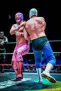 CMLL Martes Arena Mexico (January 7, 2020) 16