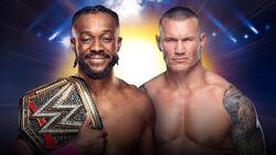 COC 2019 Kofi Kingston vs. Randy Orton