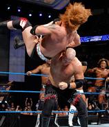 Kane chokeslam heath slater 2