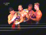 Los Guerreros vs World's Greatest Tag Team