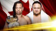 NXT TakeOver Toronto Nakamura vs. Joe