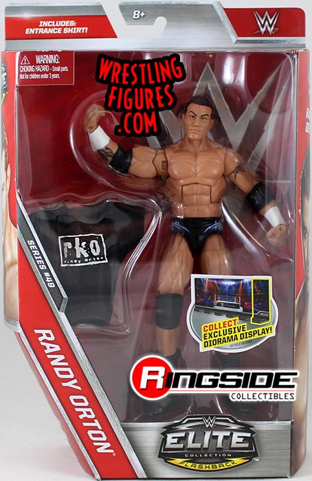 MATTEL WWE Top PICKS Elite Collection Figurines Randy Orton-série 67