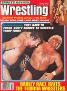 Sports Review Wrestling - February 1980