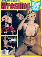 Sports Review Wrestling - November 1977