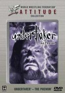 The Undertaker The Phenom DVD cover