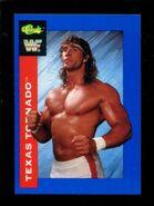 1991 WWF Classic Superstars Cards Texas Tornado 143