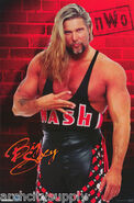 1999 Kevin Nash WCW Poster