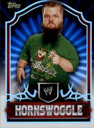 2011 Topps WWE Classic Wrestling Hornswoggle 26