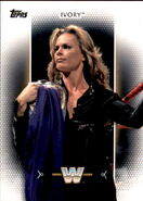 2017 WWE Women's Division (Topps) Ivory 45